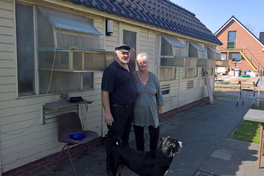 Epko en Wimmy Westerhuis uit het Groningse Borgsweer: 1e Cat. 2 Eendaagse Fondspiegel Oud 2018