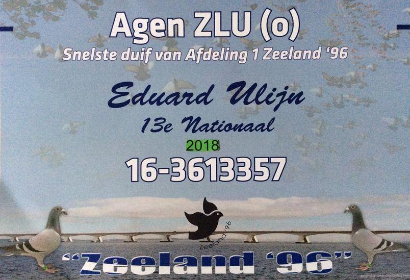 Extra info (1) Eduard Ulijn, Waterlandkerkje.(NL)